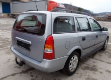 Carlig remorcare Opel Astra