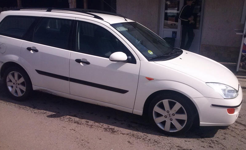 Motor complet Ford Focus