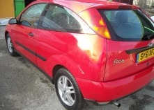 Electromotor Ford Focus 2001